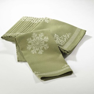 Jacquard Dinner Napkin Set of 12