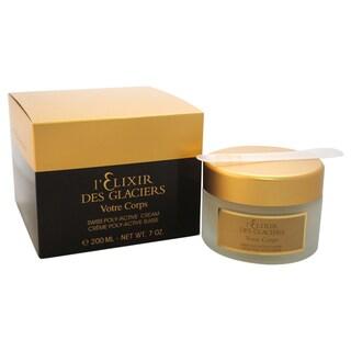 L'Elixir Des Glaciers Votre Corps Swiss 7-ounce Poly-Active Cream