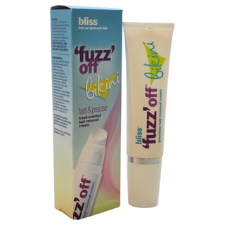 Bliss Fuzz Off Bikini Hair Removal 2-ounce Cream