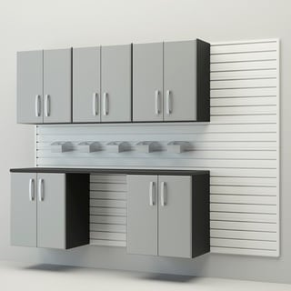 Flow wall 7 piece workstation free shipping today for Flow wall 48 bonus set