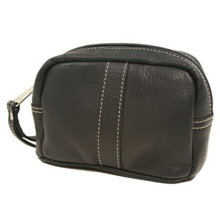 Piel Leather Travel Cosmetic Case
