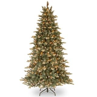 7.5-foot PowerConnect Copenhagen Spruce Tree with Clear Lights