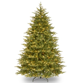 7.5-foot Nordic Spruce Medium Tree with Clear Lights