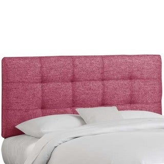 Skyline Furniture Groupie Azalea Tufted Headboard