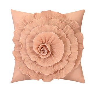 Chic Home 7-piece Buxton Peach Oversized Comforter Set
