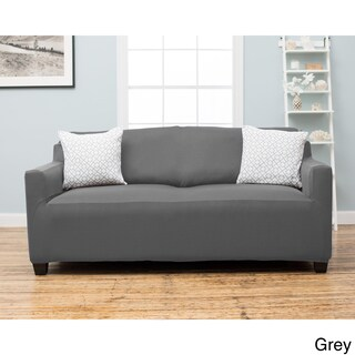 Dawson Collection Twill Form Fit Sofa Slipcover (3 options available)