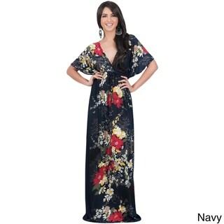 3557afea66a Buy V-Neck Evening   Formal Dresses Online at Overstock