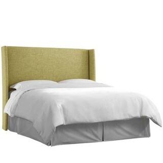 Skyline Furniture Zuma Golden Wingback Headboard