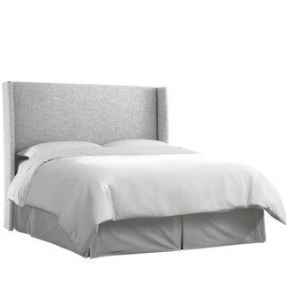 Zuma Pumice Wingback Headboard- Skyline Furniture