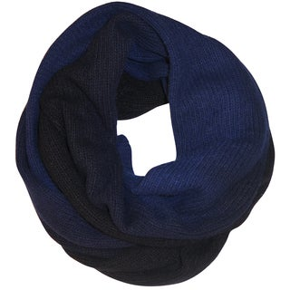 Tahari Woman's Blue Ombre Wool Stole