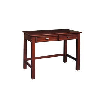 Shop Chocolate Cherry Laptop Desk Free Shipping Today