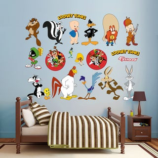 Fathead Looney Tunes Collection Wall Decals