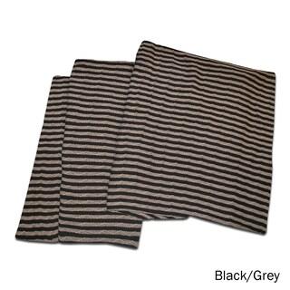 Superior All-season Luxurious 100-percent Cotton Stripe Blankets