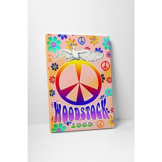 'Woodstock' Gallery Wrapped Canvas Wall Art