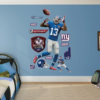 Fathead Odell Beckham Jr. - Catch Wall Decals