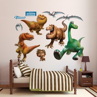 Fathead The Good Dinosaur Collection Wall Decals