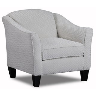 The Carlyle Kirkland Snow Accent Chair