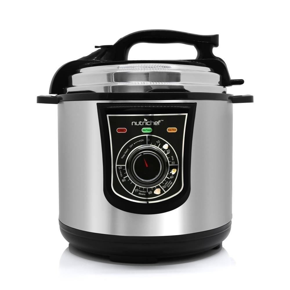 Pyle NutriChef PKPRC15 Electronic Pressure Cooker (PKPRC1...