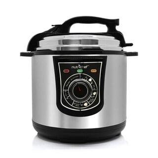 NutriChef PKPRC15 Electronic Pressure Cooker