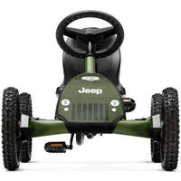 BERG Jeep Junior Pedal Car