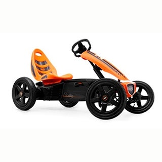 BERG Rally Orange Pedal Car