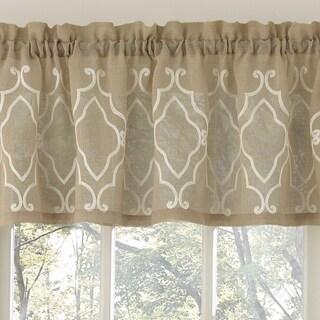 Curtains Ideas brown valance curtains : Brown Valances - Shop The Best Deals For Apr 2017