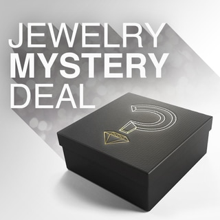 Miadora Mystery Box of 3 Jewelry Items