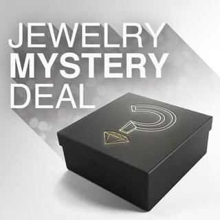 Miadora Mystery Box of 3 Jewelry Items