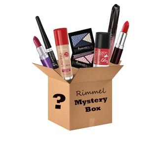Rimmel 10-piece Cosmetics Mystery Box