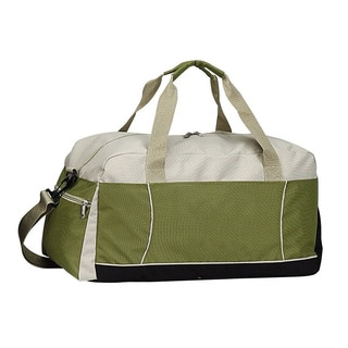 Goodhope Eco Green PET 19-inch Weekender Duffel Bag