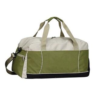 Goodhope Eco Green PET 19-inch Weekender Duffel Bag