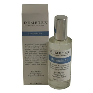Demeter Mountain Air Women's 4-ounce Pick-me Up Cologne Spray