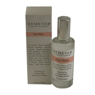 Demeter New Baby Women's Pick-me-up 4-ounce Cologne Spray