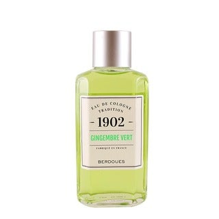 Berdoues 1902 Gingembre Vert Men's 8.3-ounce Eau de Cologne Tradition Splash