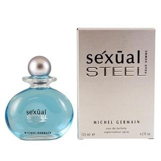 Michel Germain Sexual Steel Men's 4.2-ounce Eau de Toilette Spray