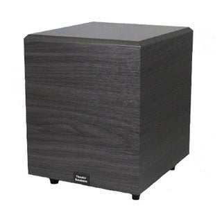 Theater Solutions Black SUB10D Down Firing Powered Subwoofer