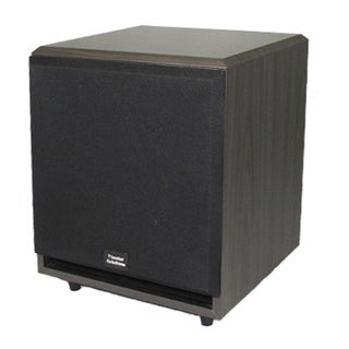 Theater Solutions Black SUB10F 350 Watt Home Theater Subwoofer