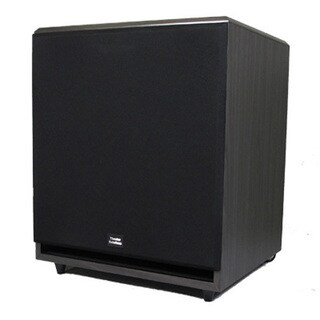 Theater Solutions Black SUB15F Front Firing Powered Subwoofer