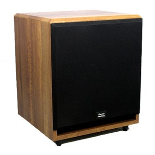 Theater Solutions Mahogany SUB15FM Front Firing Powered Subwoofer