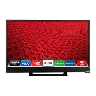 VIZIO E-Series 24-inch 1080p 60Hz Edge-lit Smart HDTV (Refurbished)