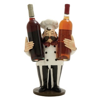 Remarkable Chef Wine Holder