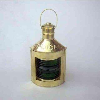Green Starboard Ship Lantern