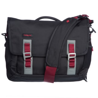 Timbuk2 Small Black/ Red Devil Command Messenger Bag