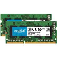 Crucial 16GB (2 x 8 GB) DDR3L SDRAM Memory Module