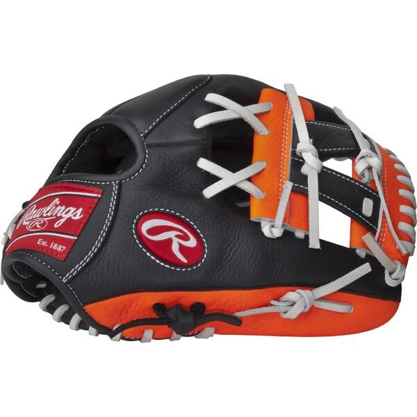 Shop Rawlings Rcs Glove 11 25 Inch Orange Overstock
