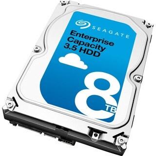 "Seagate ST8000NM0055 8 TB Hard Drive - SATA (SATA/600) - 3.5"" Drive -"