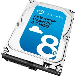 "Seagate ST8000NM0065 8 TB Hard Drive - 3.5"" Internal - SAS (12Gb/s SAS) - Thumbnail 0"