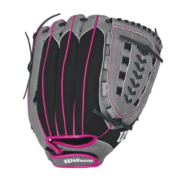 Wilson Flash FP115 11.5 Inch Fastpitch Softball Glove Left Hand Throw