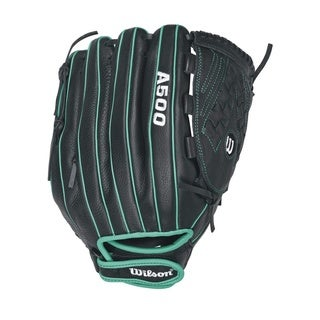 Wilson Siren FP125 12.5 Inch Fastpitch Softball Glove Left Hand Throw