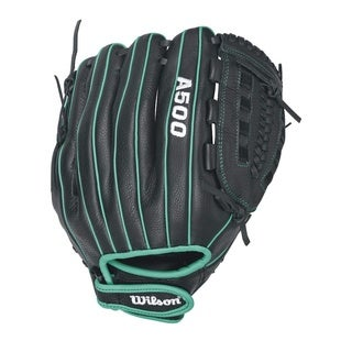 Wilson Siren FP115 11.5 Inch Fastpitch Softball Glove Right Hand Throw